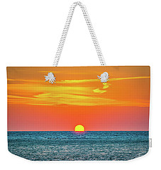 Sunset At Captiva Weekender Tote Bag