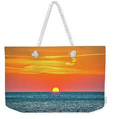 Sunset At Captiva Weekender Tote Bag