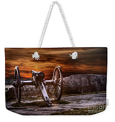Sunset At Gettysburg Weekender Tote Bag