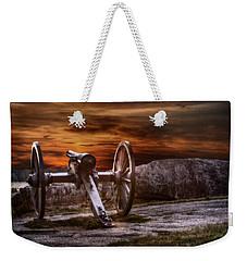 Sunset At Gettysburg Weekender Tote Bag by Randy Steele