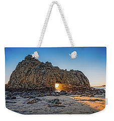 Sunset At Hole In The Rock Weekender Tote Bag by James Hammond