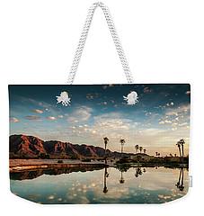 Sunset At Las Barancas Weekender Tote Bag