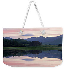 Sunset At Loch Tulla Weekender Tote Bag