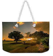 Sunset At Paia Weekender Tote Bag