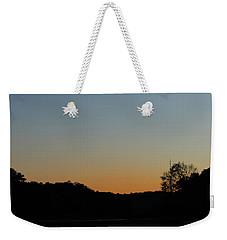 Sunset At Paulinskill Lake Weekender Tote Bag