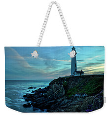 Sunset At Pigeon Point Weekender Tote Bag