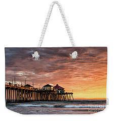 Sunset At Ruby's Weekender Tote Bag