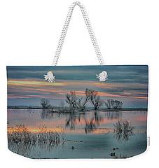 Sunset At San Luis   Weekender Tote Bag