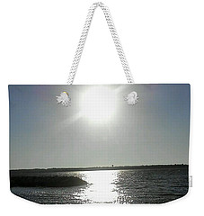 Sunset At Solomons Island Md Weekender Tote Bag