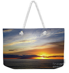 Sunset At The Canary Island La Palma Weekender Tote Bag by Juergen Klust