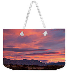 Sunset At The Ranch #4 - Patagonia Weekender Tote Bag by Stuart Litoff
