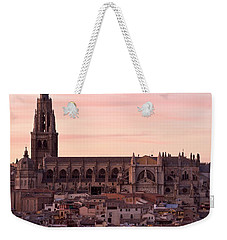 Sunset At Toledo Weekender Tote Bag