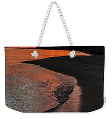 Sunset Bay Weekender Tote Bag by Lori Mellen-Pagliaro