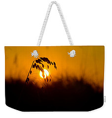 Sunset Beach Weekender Tote Bag by Kevin Cable