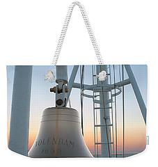 Sunset Bow Weekender Tote Bag