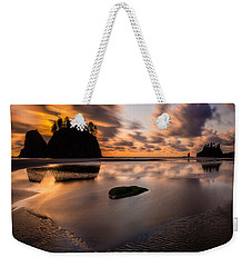 Sunset Breeze Tranquility Weekender Tote Bag