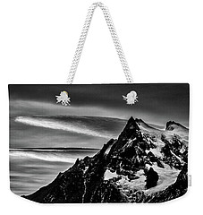 Sunset Clouds At Cerro Paine Grande #2 - Chile Weekender Tote Bag by Stuart Litoff