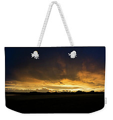 Weekender Tote Bag featuring the photograph Sunset Clouds by Brian Jones