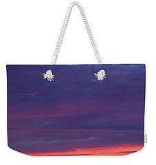 Sunset Clouds In Newquay, Uk Weekender Tote Bag
