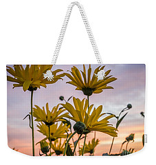 Sunset Delight Weekender Tote Bag