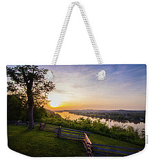 Sunset From Boreman Park Weekender Tote Bag by Jonny D