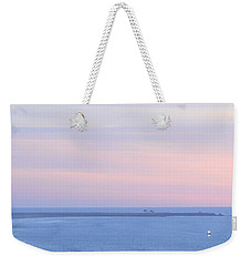 Sunset From Irish Beach Weekender Tote Bag