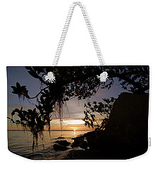 Sunset From The Mangroves Weekender Tote Bag