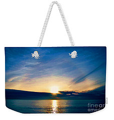 Shine Through Me Weekender Tote Bag