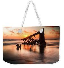 Sunset Glow 0016 Weekender Tote Bag