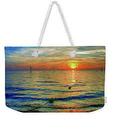 Sunset Impressions Weekender Tote Bag