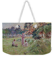Sunset In Beynac-et-cazenac Weekender Tote Bag