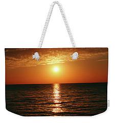 Sunset In Bimini Weekender Tote Bag