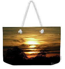 Sunset In Carolina Weekender Tote Bag