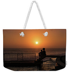 Sunset In Cerritos Weekender Tote Bag