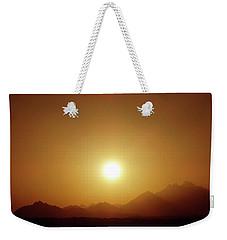 Sunset In Egypt 7 Weekender Tote Bag