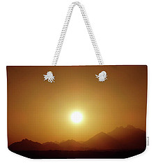 Sunset In Egypt 7 Weekender Tote Bag