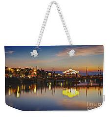 Sunset In Hoi An Vietnam Southeast Asia Weekender Tote Bag