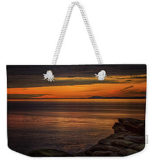 Sunset In May Weekender Tote Bag by Randy Hall