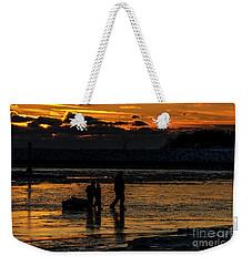 Sunset In Port Colborne Weekender Tote Bag