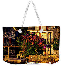 Sunset In Slovenia Weekender Tote Bag