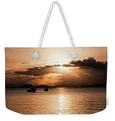 Sunset In Southern Brazil Weekender Tote Bag