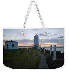 Sunset In Tacoma Weekender Tote Bag