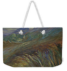 Sunset In The Mountains Weekender Tote Bag