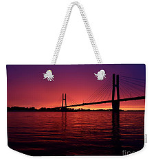 Sunset In The View Weekender Tote Bag