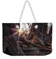 Sunset In The Woods Weekender Tote Bag