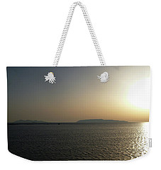 Sunset In Trapani Weekender Tote Bag