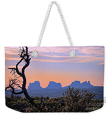 Sunset In Utah Weekender Tote Bag