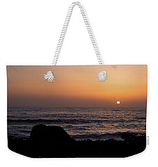 Sunset Weekender Tote Bag by Lora Lee Chapman