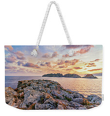 Sunset Malgrats Islands Weekender Tote Bag