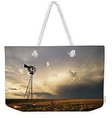 Sunset Near Santa Rosa New Mexico Weekender Tote Bag